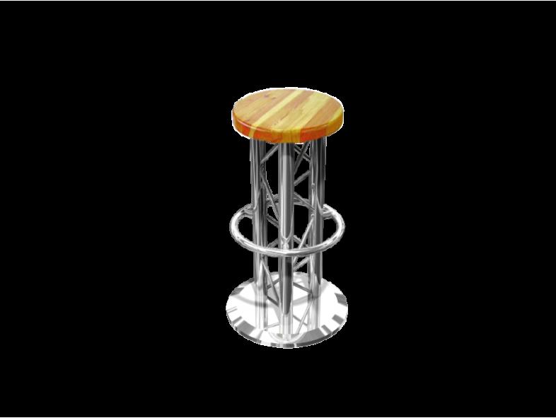 TAF Truss Aluminium | 9002 | Furniture