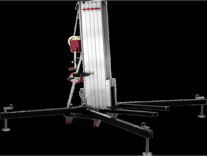 TAF Truss Aluminium | VL 2277 | Tower Lifters