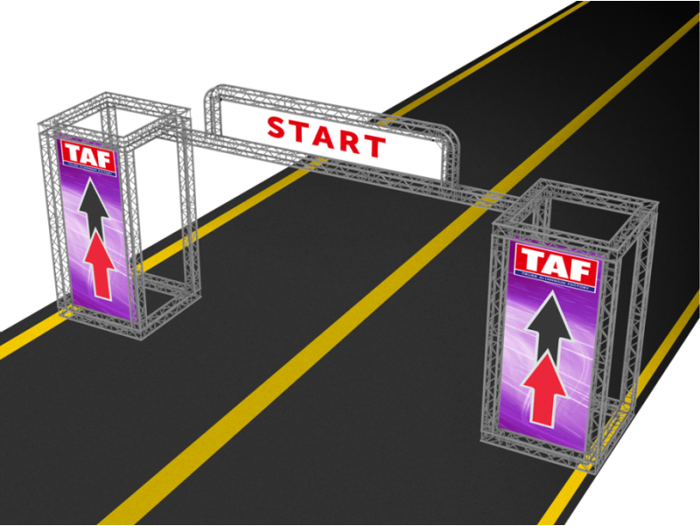 TAF Truss Aluminium | GATE 4 | Gates