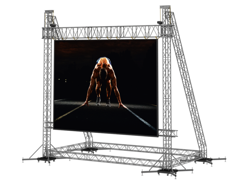 TAF Truss Aluminium | LED FRAME 3 | LED Frames