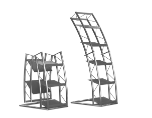 TAF Truss Aluminium | 9303 | Furniture