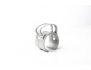 TAF Truss Aluminium | 8103 snap clamp silver | Clamps