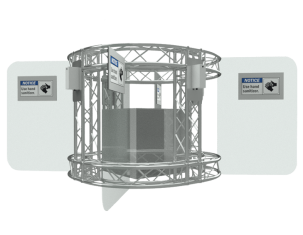 TAF Truss Aluminium | Sanitizer Station SD50 | Sanitizer Stands