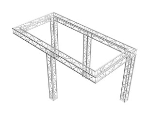 TAF Truss Aluminium | 5250 | Exhibit designs