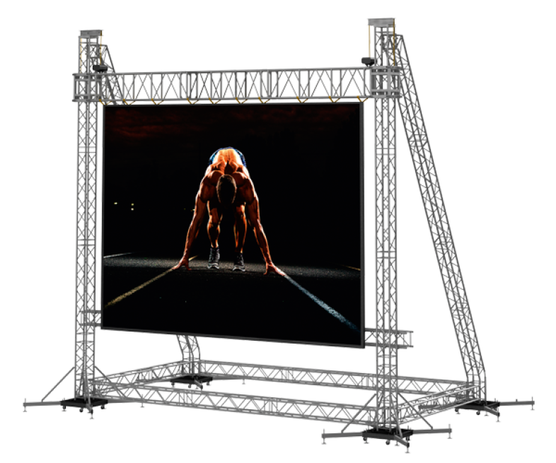 TAF Truss Aluminium | LED Frames