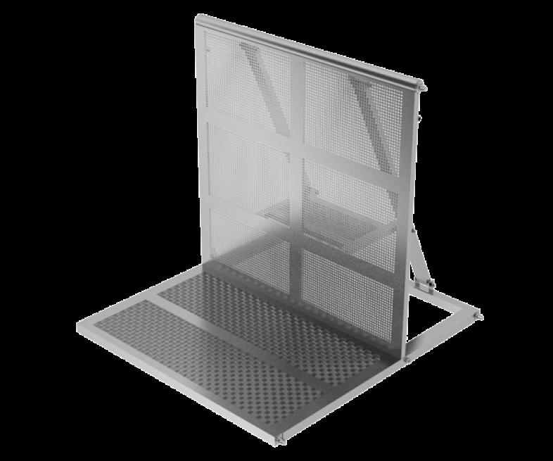TAF Truss Aluminium | Barriers