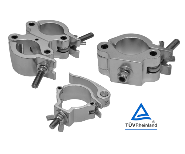 TAF Truss Aluminium | Abrazaderas