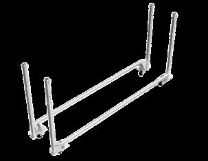 TAF Truss Aluminium | PR1-D-240 | Pre-Rig Truss