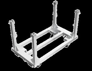TAF Truss Aluminium | PR2-D-122 | Pre-Rig Truss