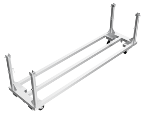 TAF Truss Aluminium | PR2-D-244 | Pre-Rig Truss