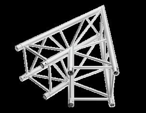 TAF Truss Aluminium | PTH44-C19 | PT Truss