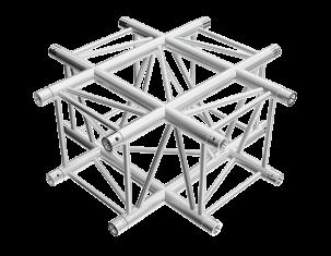 TAF Truss Aluminium | PTH44-C41 | PT Truss