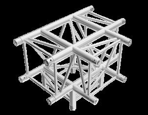 TAF Truss Aluminium | PTH44-T42 | PT Truss
