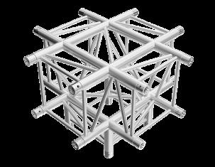 TAF Truss Aluminium | PTH44-C51 | PT Truss