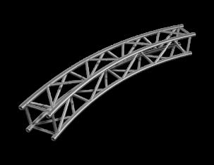 TAF Truss Aluminium | PTH44-C | PT Truss