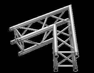 TAF Truss Aluminium | PT34-C20 | PT Truss