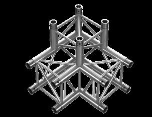 TAF Truss Aluminium | PT34-C30 | PT Truss