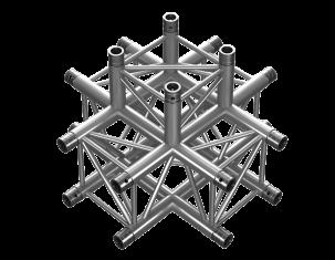 TAF Truss Aluminium | PT34-C55 | PT Truss