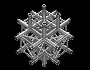 TAF Truss Aluminium | PT34-C60 | PT Truss