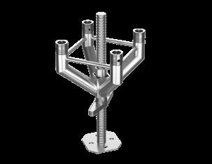 TAF Truss Aluminium   HT34-BLF   FT Truss